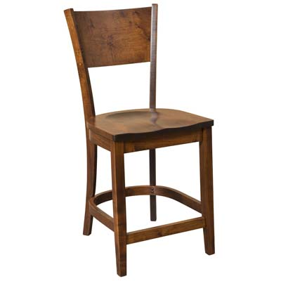 Americana Stationary Bar Stool