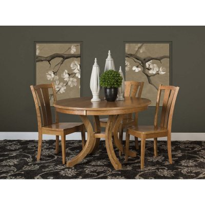 Charleston table with Sedona Chairs