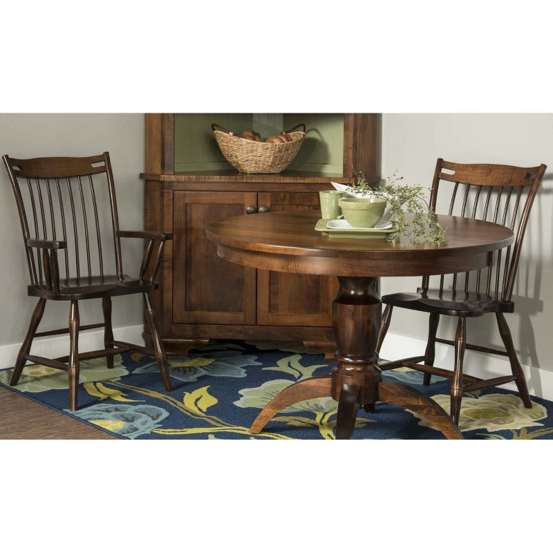 Fusion designs edmonton 3 pc dining set stewart roth for 3 pc dining room set