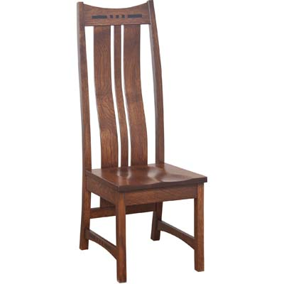 Hayworth Side Chair High Back