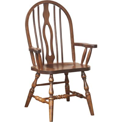 Tuscana Keyback Arm Chair