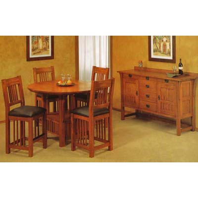 trend_manor_1141_counter_height_dining_set