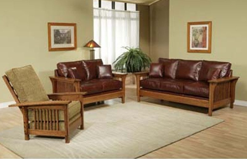 Trend Manor Mission Living Room - Stewart Roth Furniture