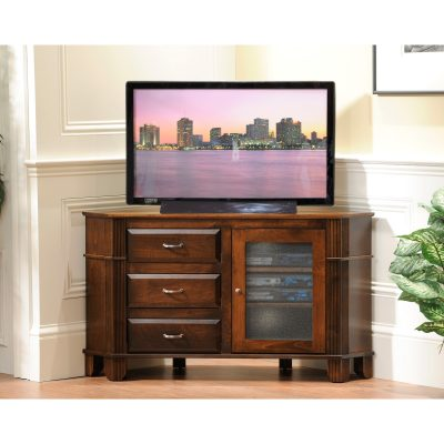 1216 Arlington Corner TV Stand