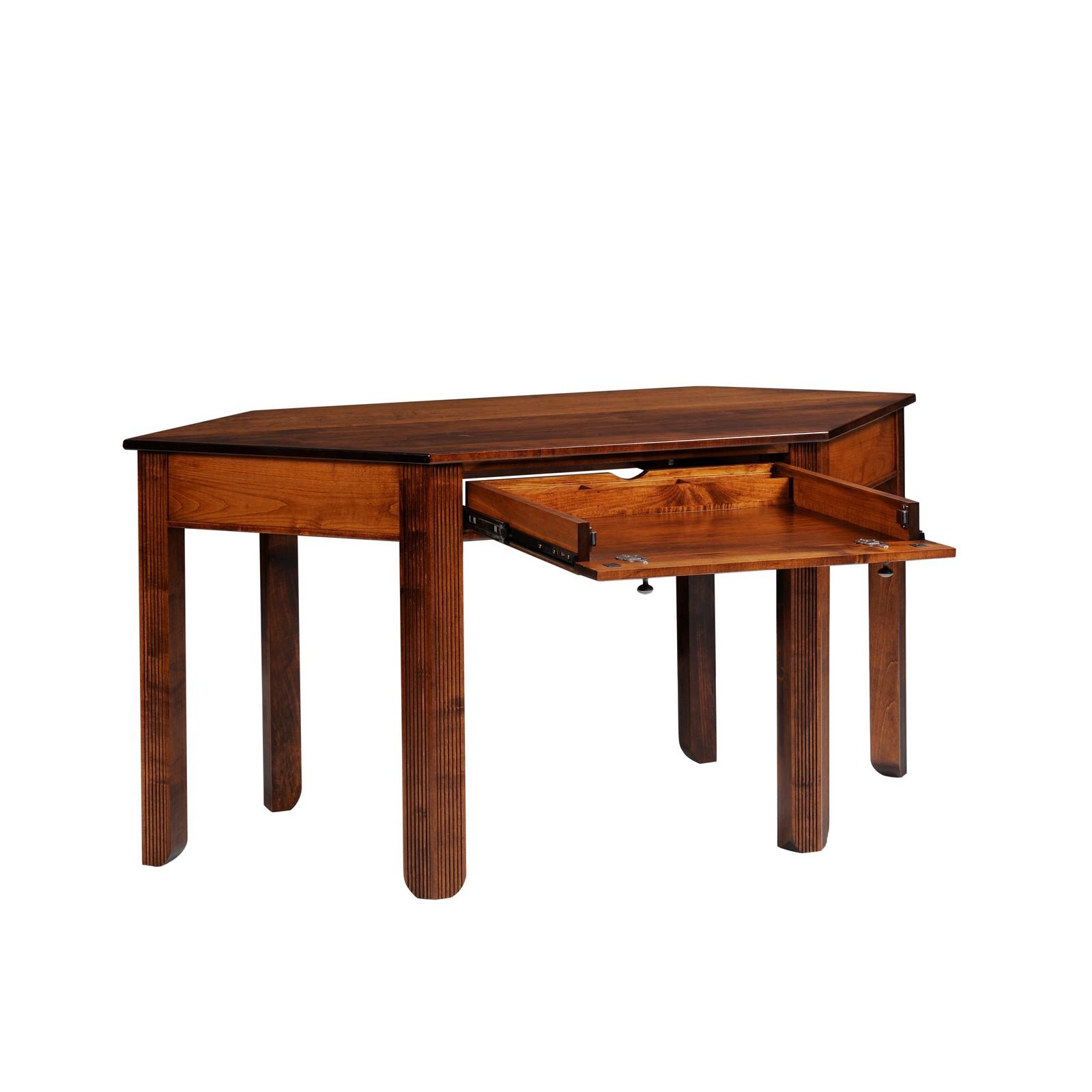 Y & T Woodcraft Modular Corner Desk Stewart Roth Furniture