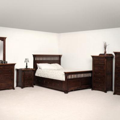 Bloomdale Bedroom