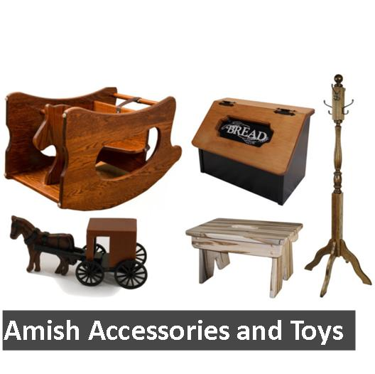 New Amish Accessories Button