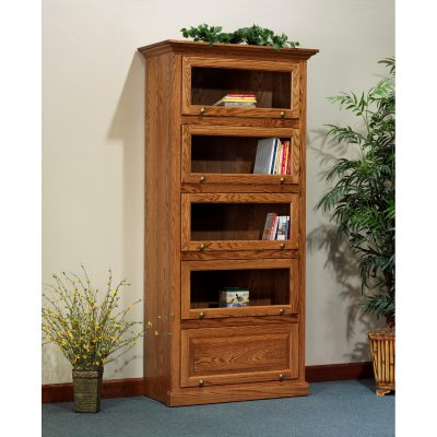 830 Barrister Bookcase
