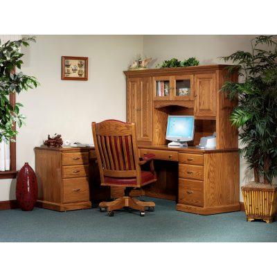 850 Desk 825 Hutch