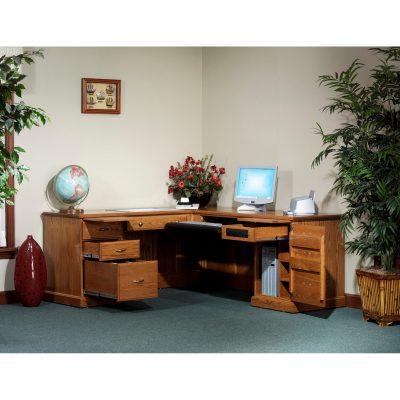 850 Desk open