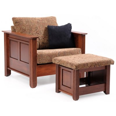 Arlington 7002-7003 Chair-Ottoman