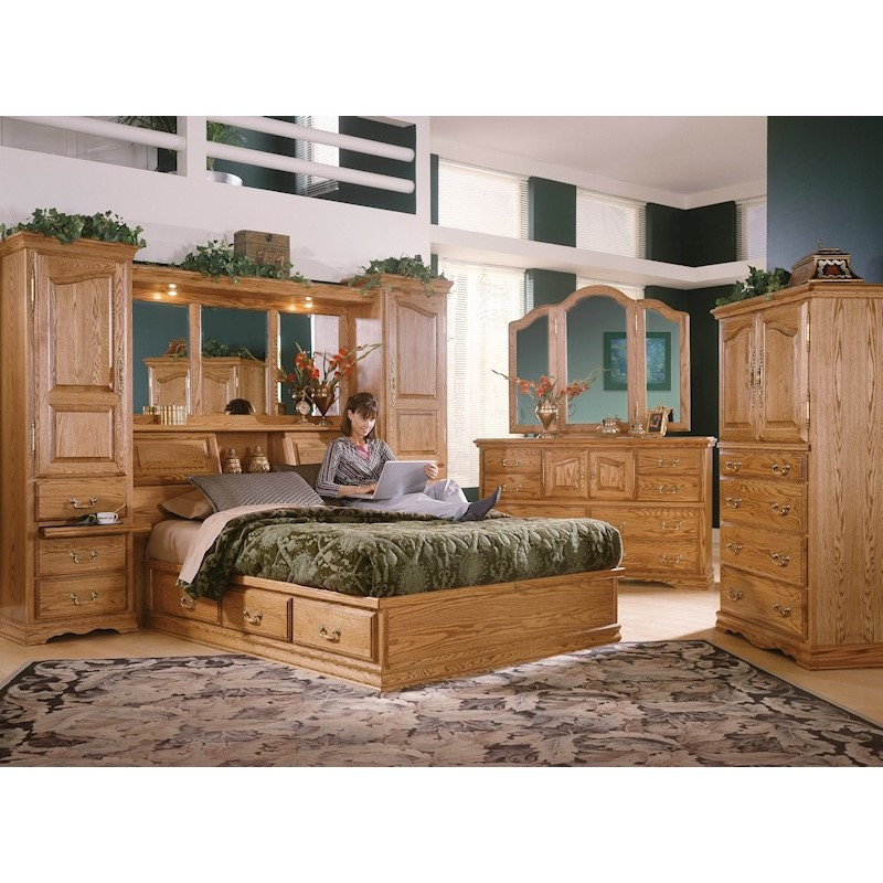 furniture traditions treasures with pier wall bedroom collection - Pier Wall Bedroom Furniture