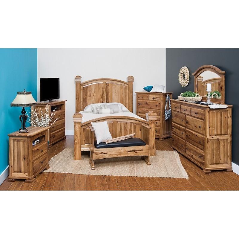 Fusion Design Havenridge Bedroom Collection