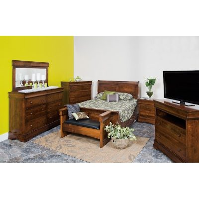 Fusion Design Vancouver Bedroom Collection
