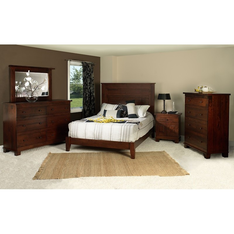 Fusion Design Wellington Bedroom Collection Stewart Roth Furniture