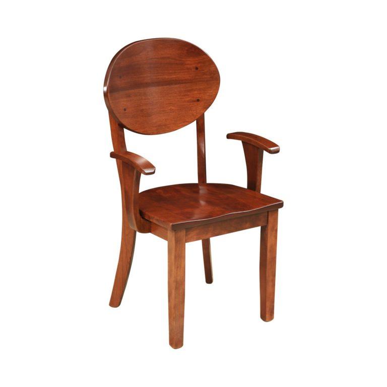 Helvetica Arm Chair