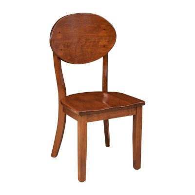 Helvetica Side Chair