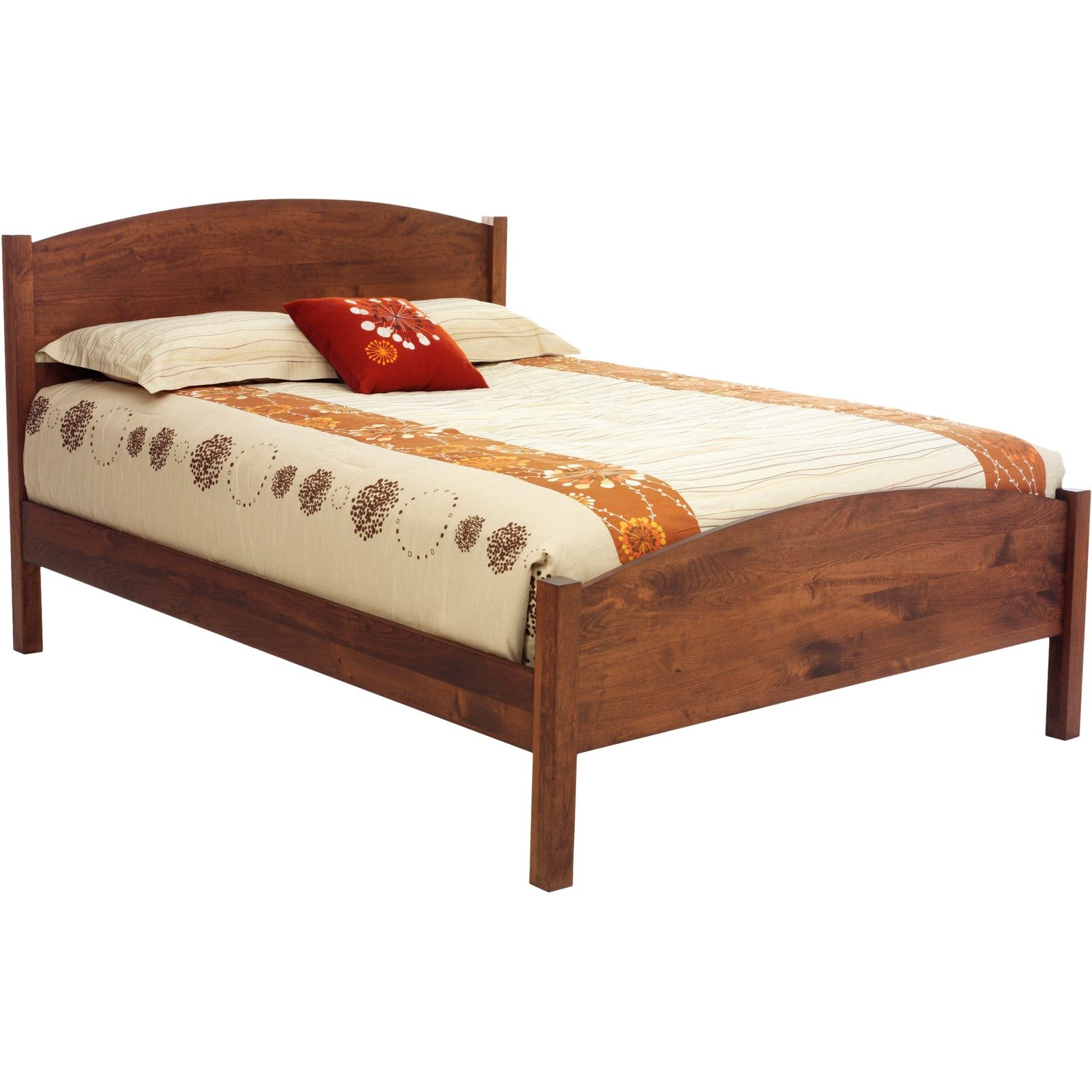 Millcraft lynnwood eclipse bed stewart roth furniture for Furniture in lynnwood