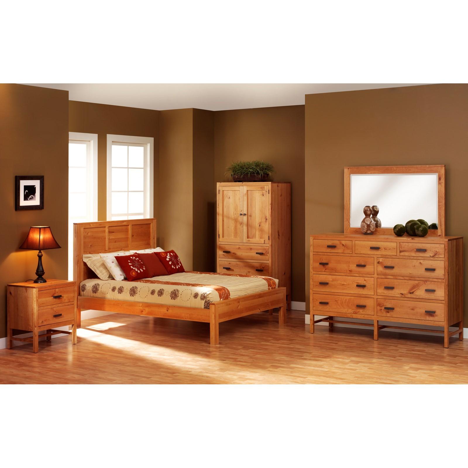 Millcraft Lynnwood Panel Bedroom Set - Stewart Roth Furniture