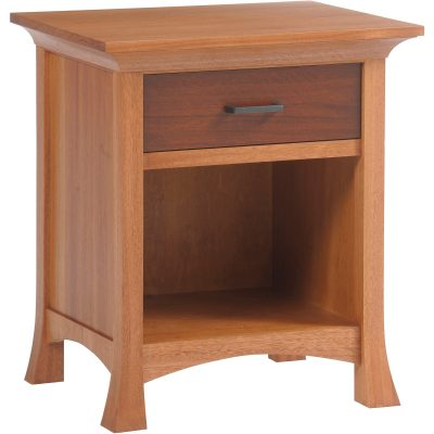 MFP725 Oasis 1-Dr Nightstand