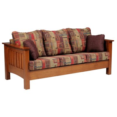 Mission 6400 Sofa Front