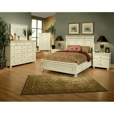 North American Wood Furniture San Jose Bedroom Collection