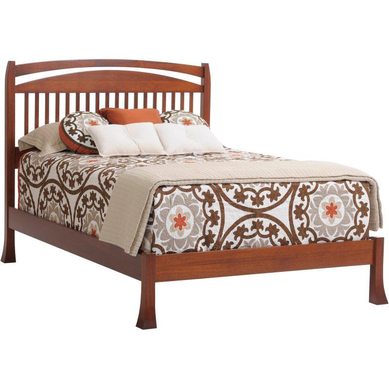 OAP722QN Oasis Slat Bed