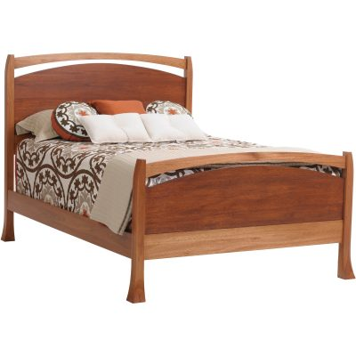 OAP756QN Oasis Panel Bed
