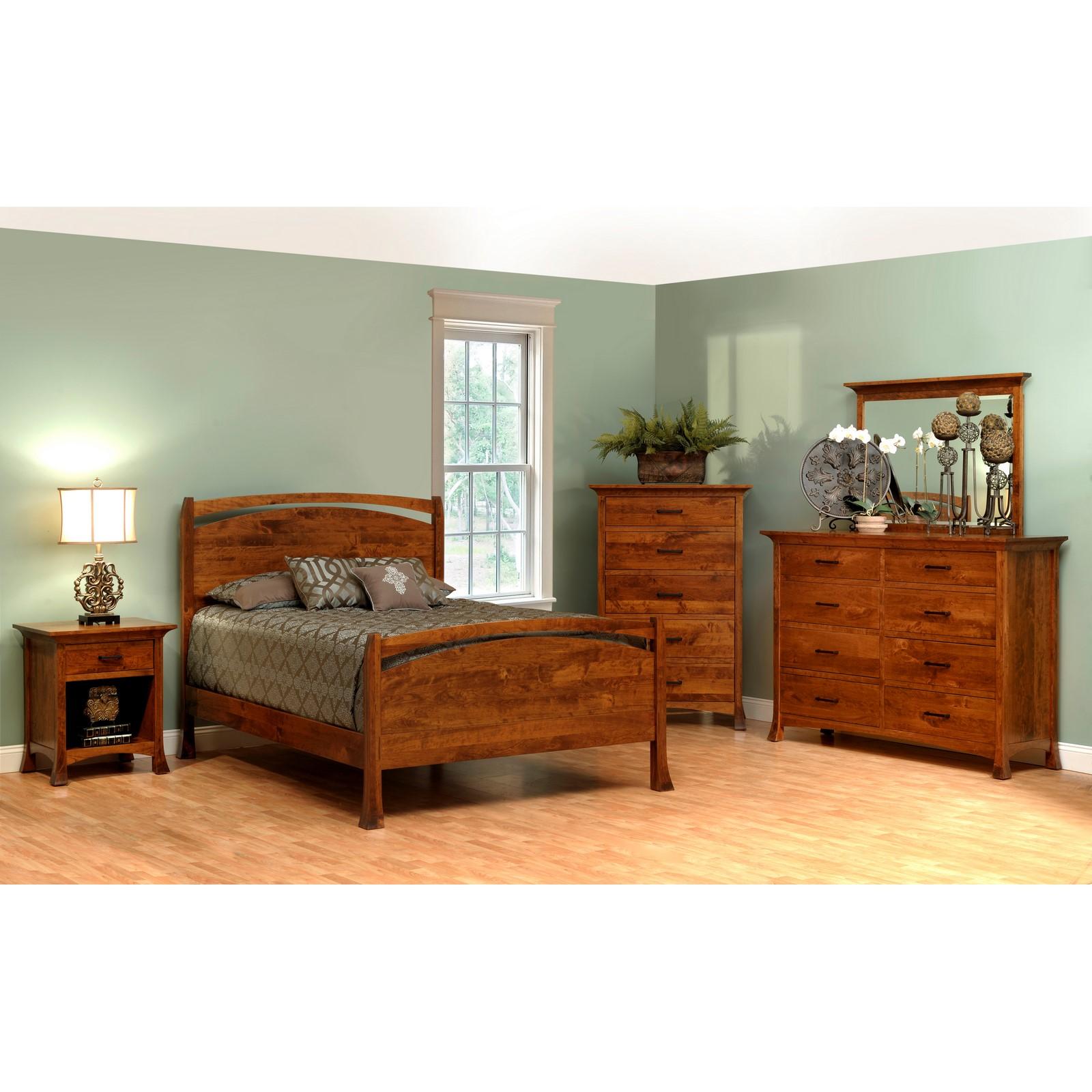 Millcraft Oasis Bedroom Set Stewart Roth Furniture