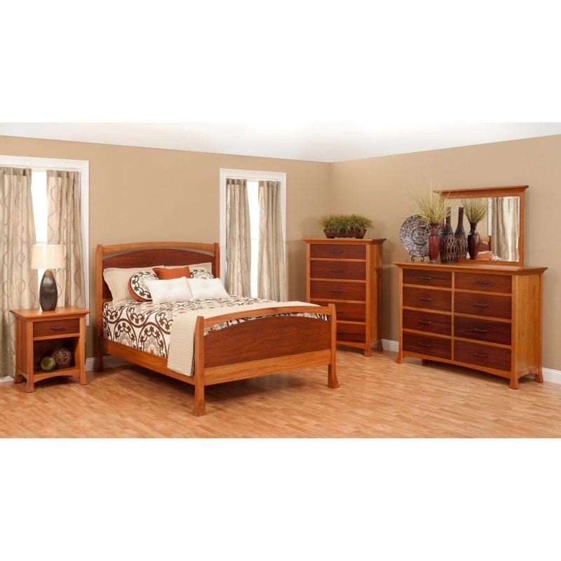 Oasis Panel Bedroom