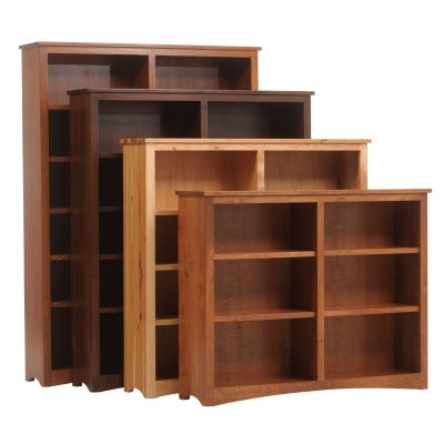Prairie Mission 60 Bookcases
