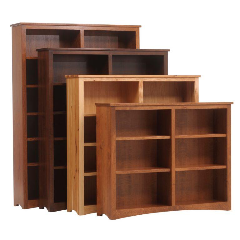 Prairie Mission 60 Bookcases