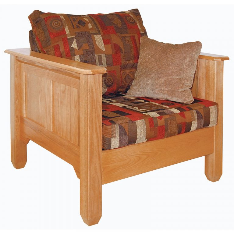 Shaker 6602 Chair Front
