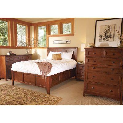 Whittier Wood Furniture McKenzie Bedroom Collecion 2