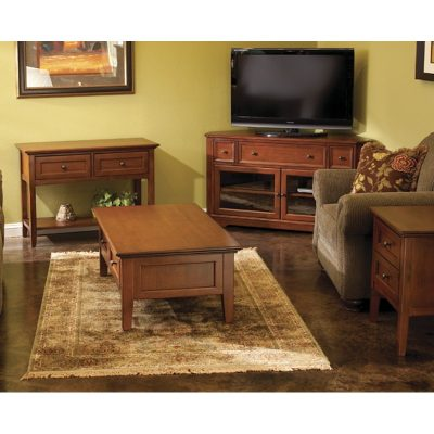 Whittier Wood Furniture McKenzie Living Room Collection