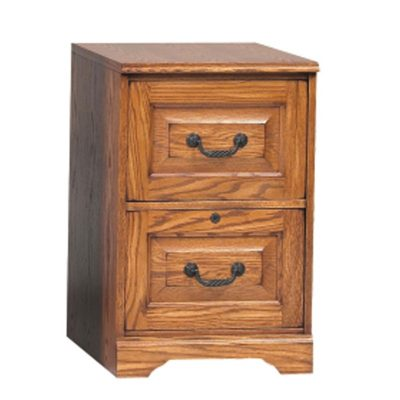 Winners Only Heritage 2 Drawer File Cabinet
