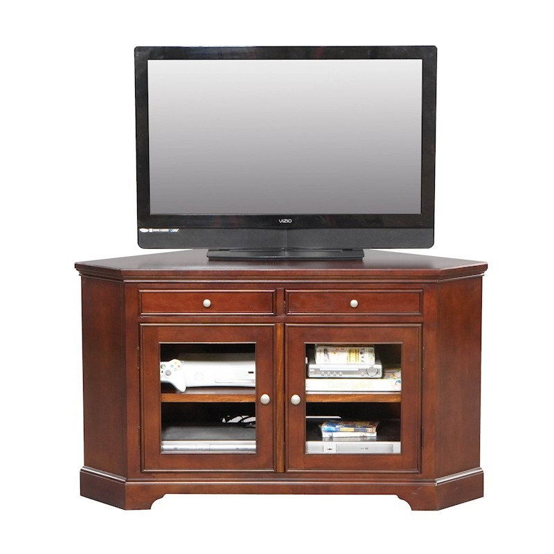 Winners Only Topaz Corner Entertainment Console