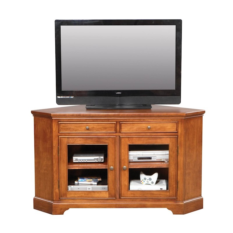 Winners Only Topaz Corner Entertainment Console Stewart