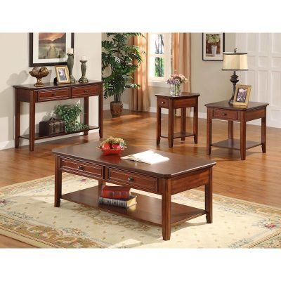 Winners Only Topaz Living Room Table Collection
