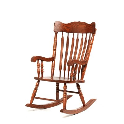 21401 Grandfather Rocker Oak_WashCh