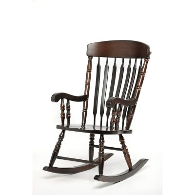 21402 Grandmother Rocker BrMaple_Onyx