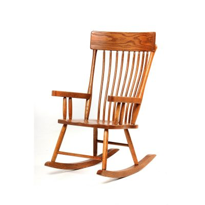 21407 Counrty Rocker Oak_S-14