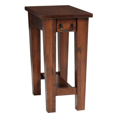 510-UrbanShaker-Chairside Table - Drawer