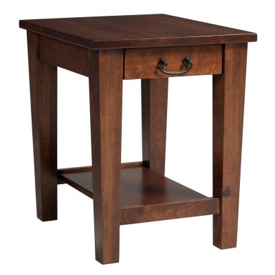 512-UrbanShaker-End Table - Drawer