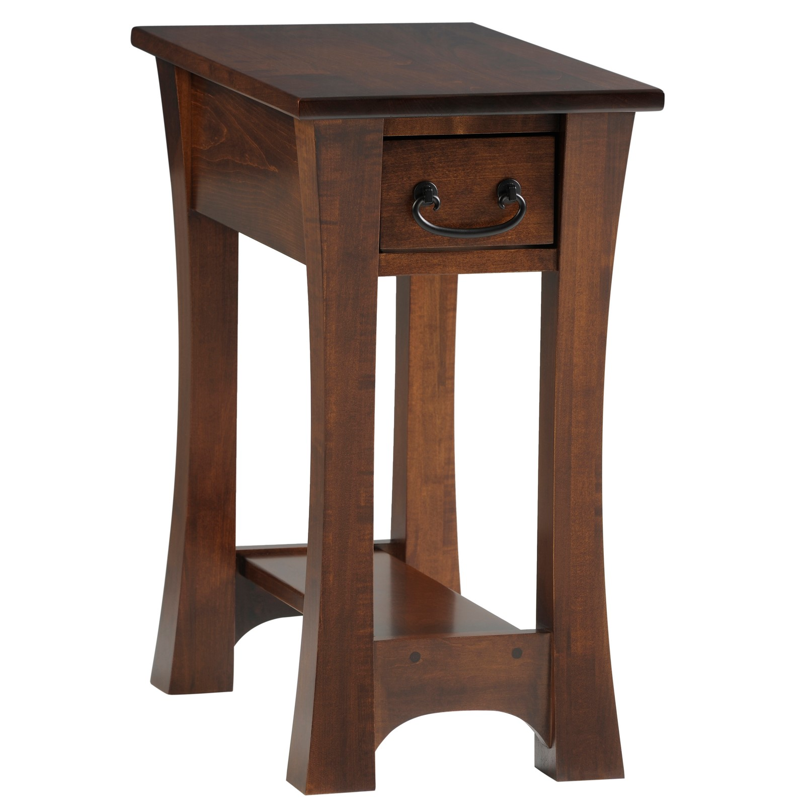 Y T Woodbury Chairside Table Stewart Roth Furniture
