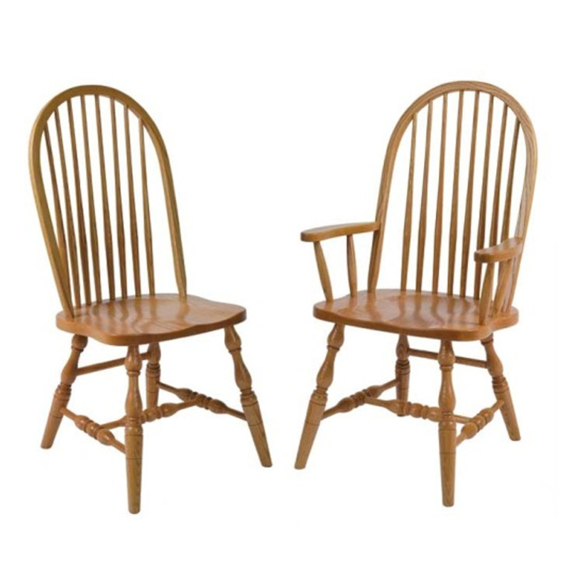 8-Spindle-Chairs-1024x1024  sc 1 st  Stewart Roth Furniture & Horseshoe Bend 8 Spindle Chairs | Stewart Roth Furniture