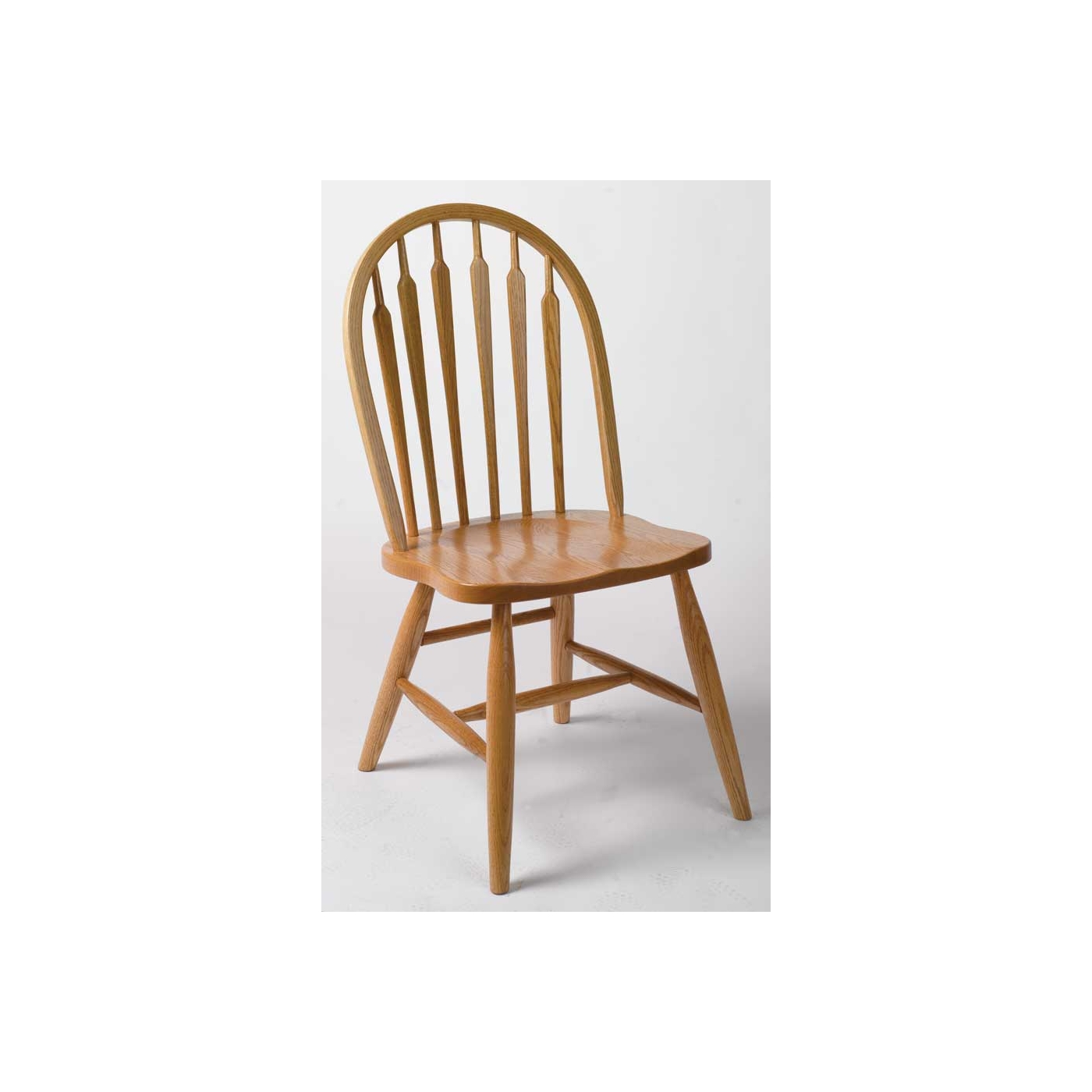 Horseshoe Bend Arrowback Low Side Chair Stewart Roth