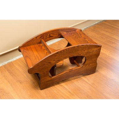 Carlisle Oak, LTD 2140 Baby Car Chair