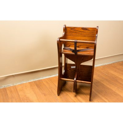Carlisle Oak, LTD 2140 Baby Chair 3