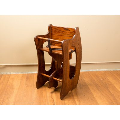 Carlisle Oak, LTD 2140 Baby Chair
